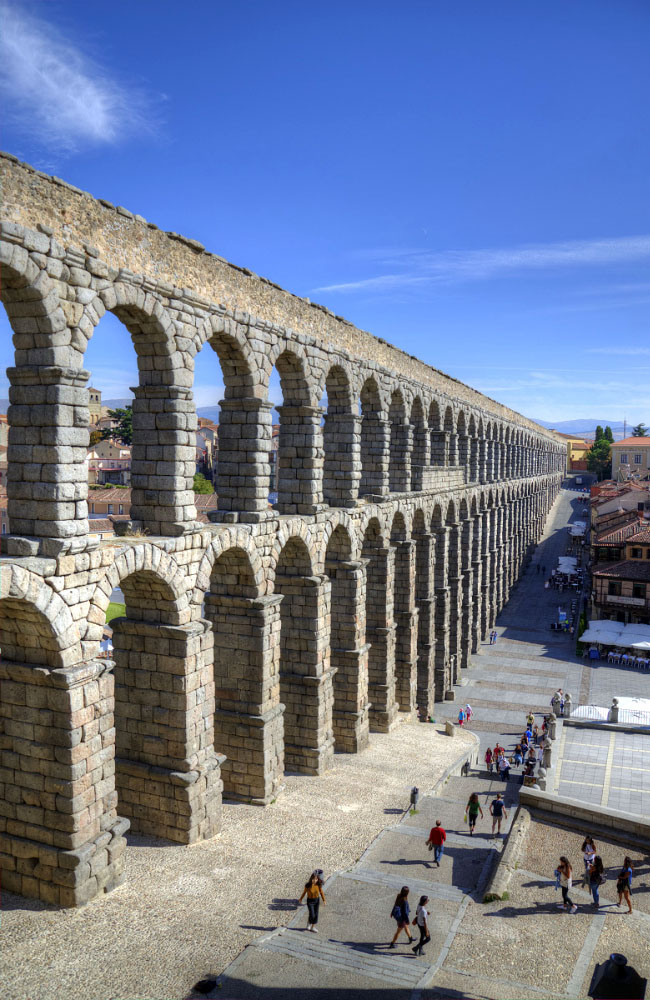 Acqueduct of Segovia